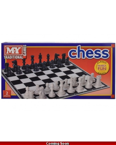6 x Boxed Chess Board Games
