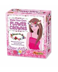 Image of 6 x Make Your Own Flower Crown Craft Sets