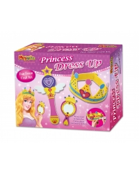 Image of 6 x Foam Princess Dress Up Craft Kits