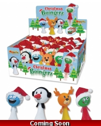 Image of 24 x Christmas Jumping Boingerz