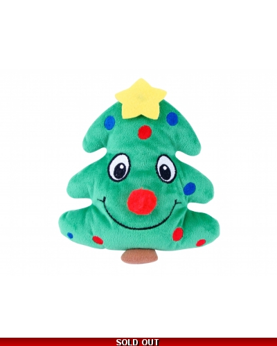 12 x Plush Christmas Trees