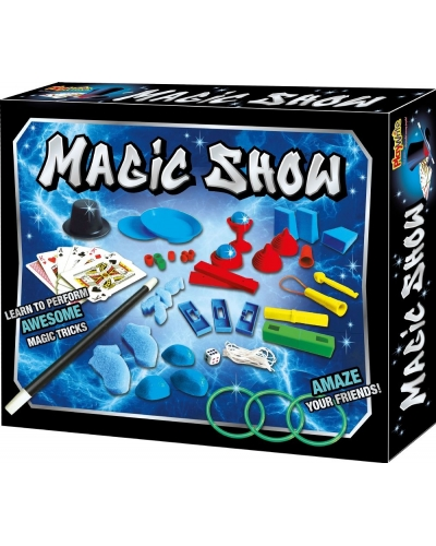 6 x Large Magic Tricks Sets