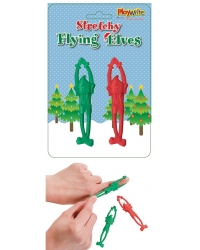 24 x Stretchy Flying Elves 2 pk