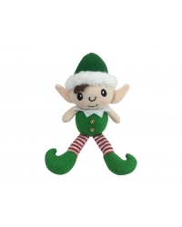 Image of 12 x Deluxe Plush Elf 20cm