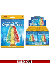 Image of 12 x Grow Your Own Crystal Trees