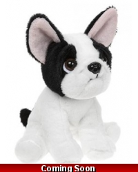 Image of 12 x Plush French Bulldogs 16cm