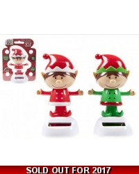 24 x Elf Solar Wobblers