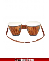 6 x Inflatable Bongo Drums