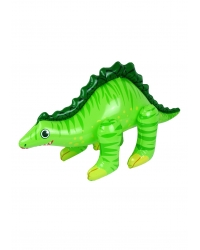 Image of 6 x Inflatable Dinosaurs 70cm
