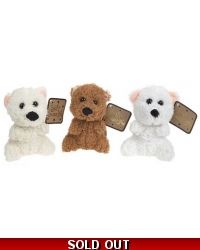 12 x Assorted Plush Value Bears 5