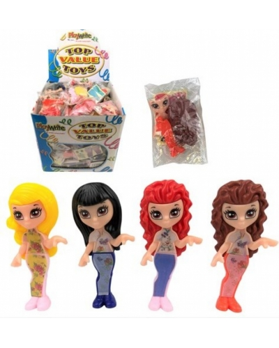 108 x Fashion Doll Kits With Stickers