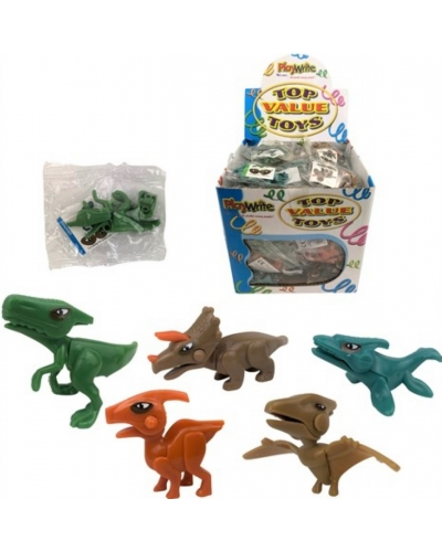 72 x Dinosaur Kits With Stickers