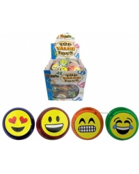 Image of 48 x Mini Emoji Yoyo's