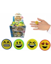 Image of 168 x ToyMoji Rings