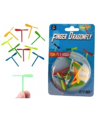 Image of 24 x Finger Dragonflys 10pk