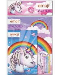 Image of 12 x Emoji Unicorn Play Packs
