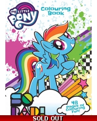 Image of 12 x My Little Pony Colouring Books