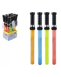 Image of 12 x Lightsaber Bubble Wands 38cm