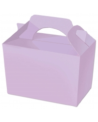 Image of 50 x Lilac Party Food Boxes