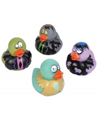 Image of 12 x Zombie Rubber Ducks
