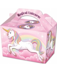 Image of 50 x Unicorn Food Boxes