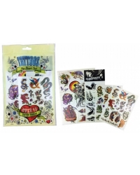 Image of 24 x Packs of 50 Boys Tattoos