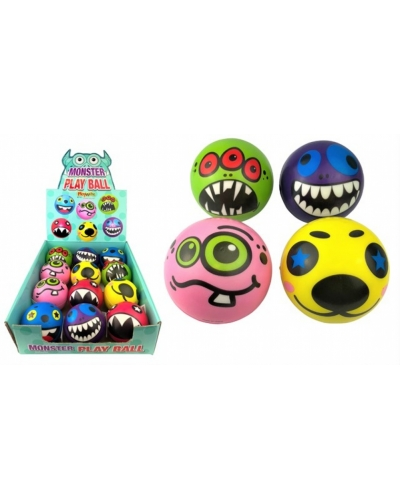 12 x Monster Foam Play Balls