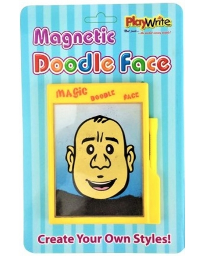 12 x Magnetic Doodle Face Drawing Boards