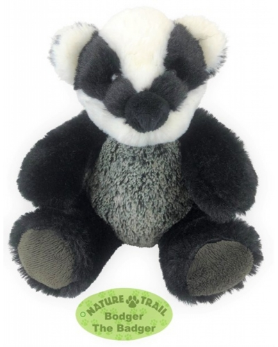 6 X Plush Bodger The Badger 20cm