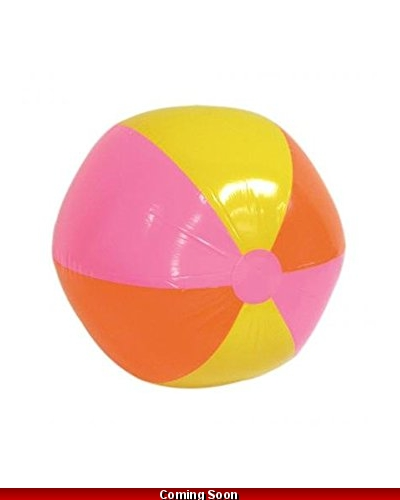 12 x Inflatable Beach Balls 40cm