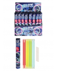 Image of 24 x Packs of 12 Glow Sticks