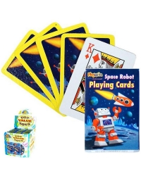 Image of 48 x Space Robot Playing Cards