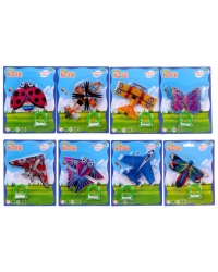 Image of 32 x Mini Insect & Plane Kites