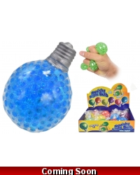 Image of 12 x Flashing Squishy Bead Light Bulbs