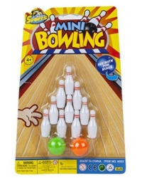 Image of 24 x Mini Ten Pin Bowling Games