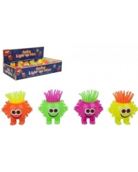 Image of 24 x Light Up Spikey Man With Hair