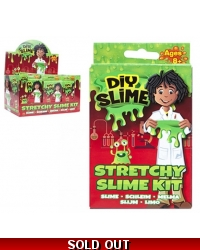 Image of 24 x DIY Stretchy Slime Kit