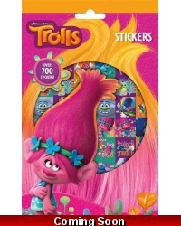 Image of 12 x Trolls 700 Stickers