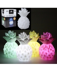 Image of 6 x Colour Changing Pineapple Lamps