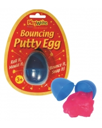 Image of 24 x Bouncy Silly Putty in Egg