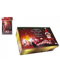 Image of 24 x Mini Elf Design Christmas Eve Boxes