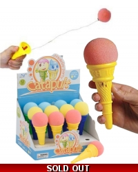 Image of 12 x Ice Cream Cone Poppers