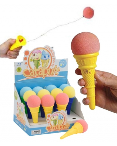 12 x Ice Cream Cone Poppers