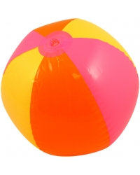 Image of 12 x Inflatable Beach Balls 50cm