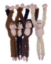 Image of 12 X Plush Monkeys