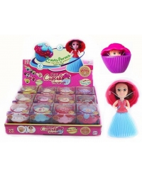 Image of 12 x Cupcake Princess Dolls