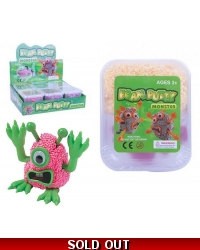 Image of 12 x Make A Monster Foam Putty Sets