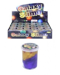 Image of 24 x Large Galaxy Slime Tubs