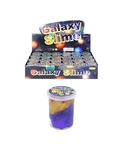 24 x Large Galaxy Slime Tubs