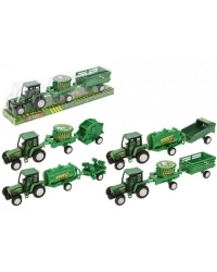 Image of 12 x Farm Tractors & Trailers